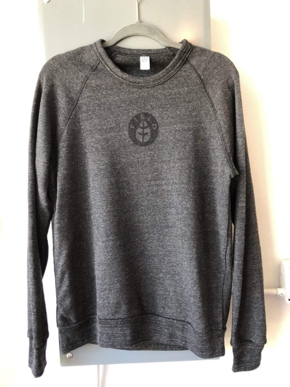 FIELD charcoal sweatshirt