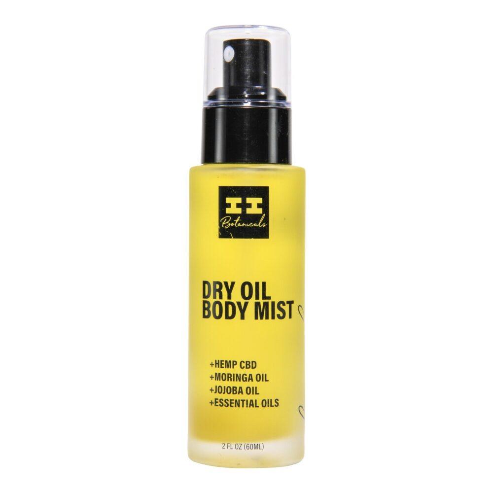 I+I body oil