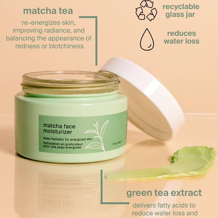 cocokind matcha moisturizer2