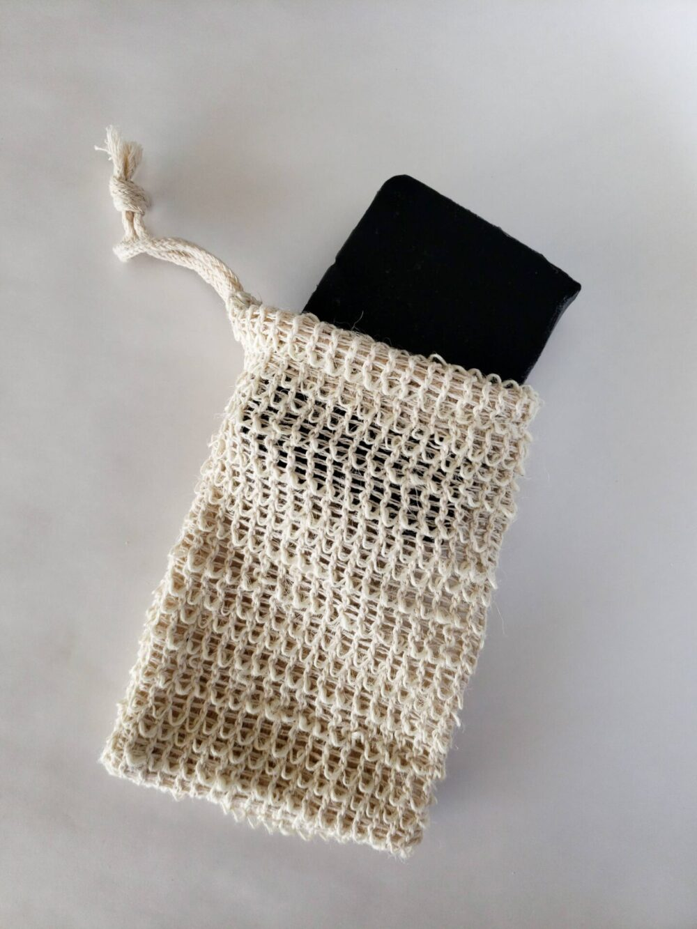 Brooklyn Made Natural Sisal Soap Saver Bag