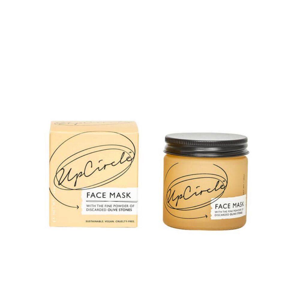 UpCircle Clarifying Face Mask with Olive Powder