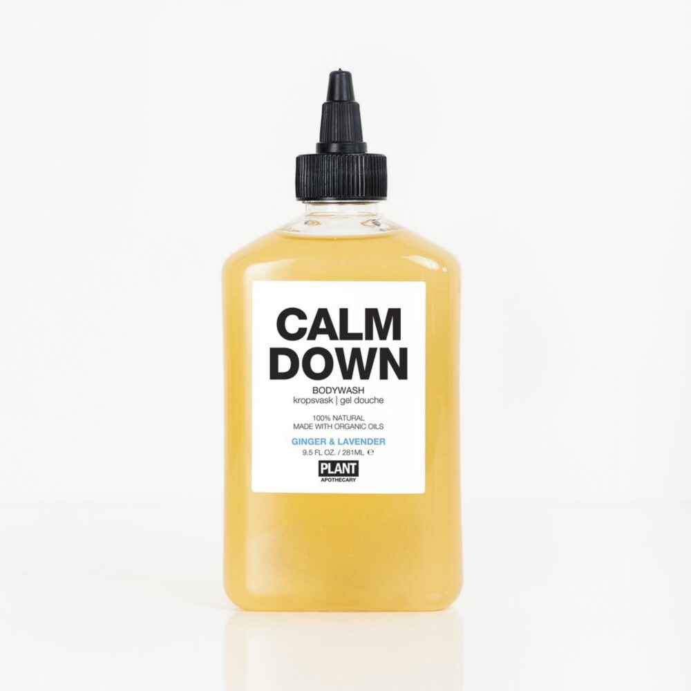 PLANT Calm Down Organic Body Wash