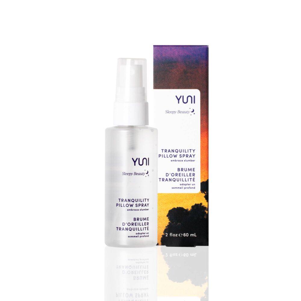 YUNI Beauty Tranquility Pillow Spray