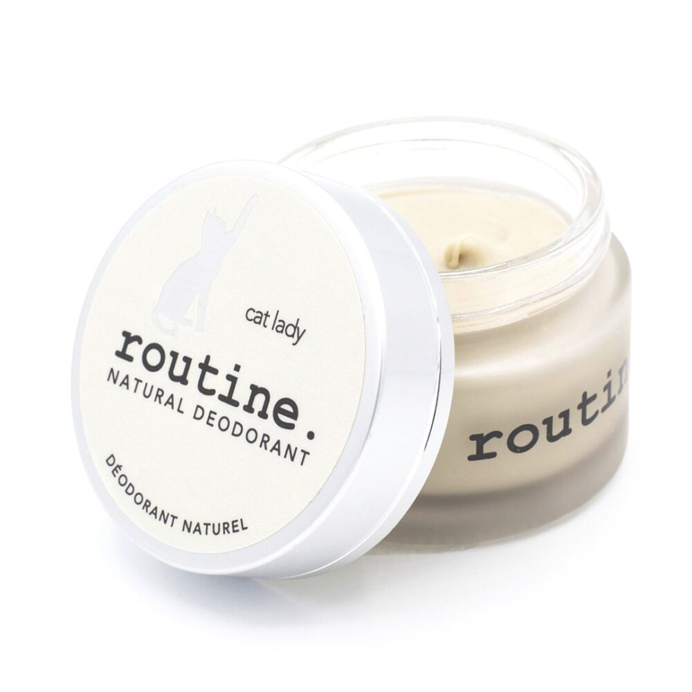 Routine Cat Lady Vegan Natural Deodorant