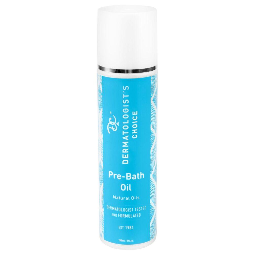 Dermatologist's Choice Pre-Bath Oil