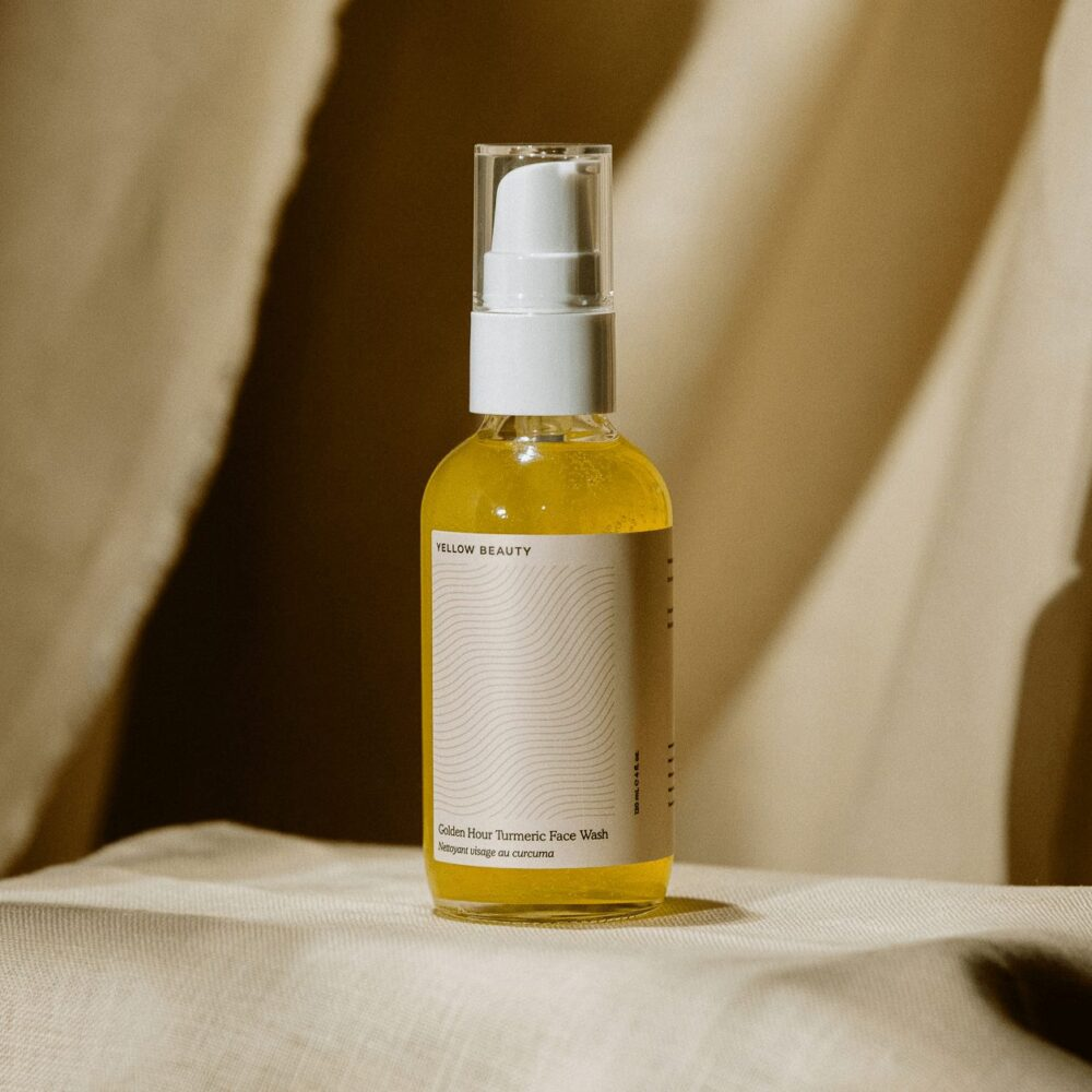 Yellow Beauty Golden Hour Face Wash