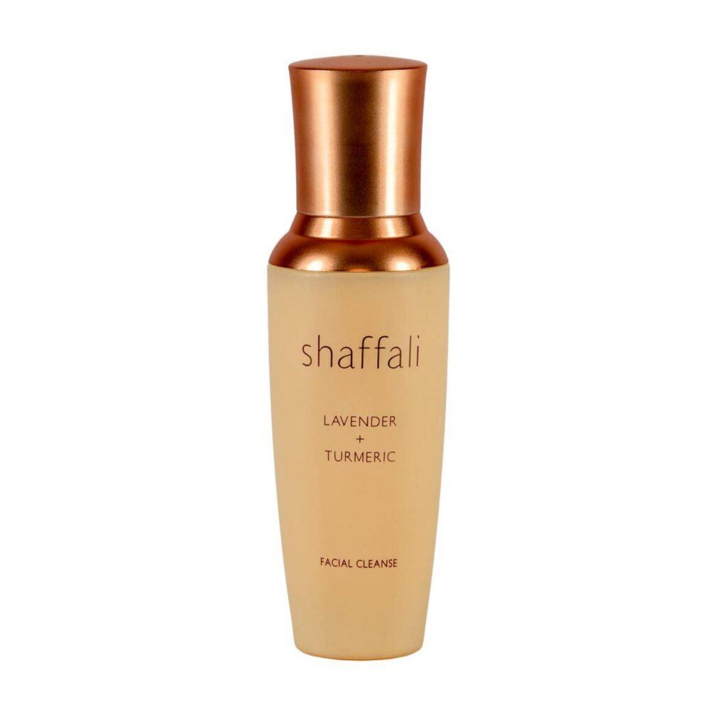 Shaffali Lavender + Turmeric Facial Cleanser