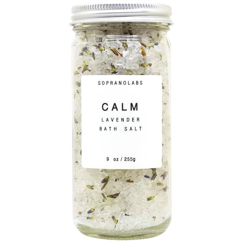 SopranoLabs Lavender Calm Bath Salt