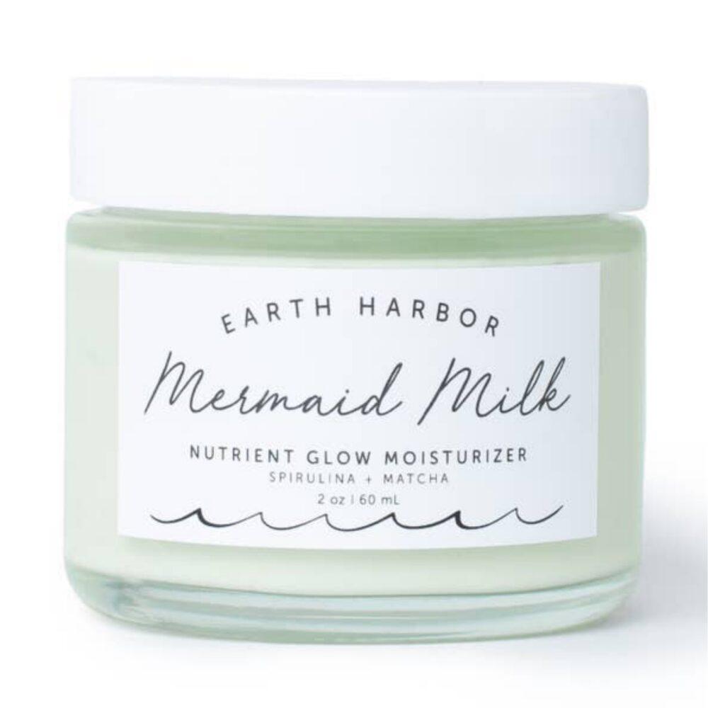 Earth Harbor Naturals Mermaid Milk Nutrient Glow Moisturizer