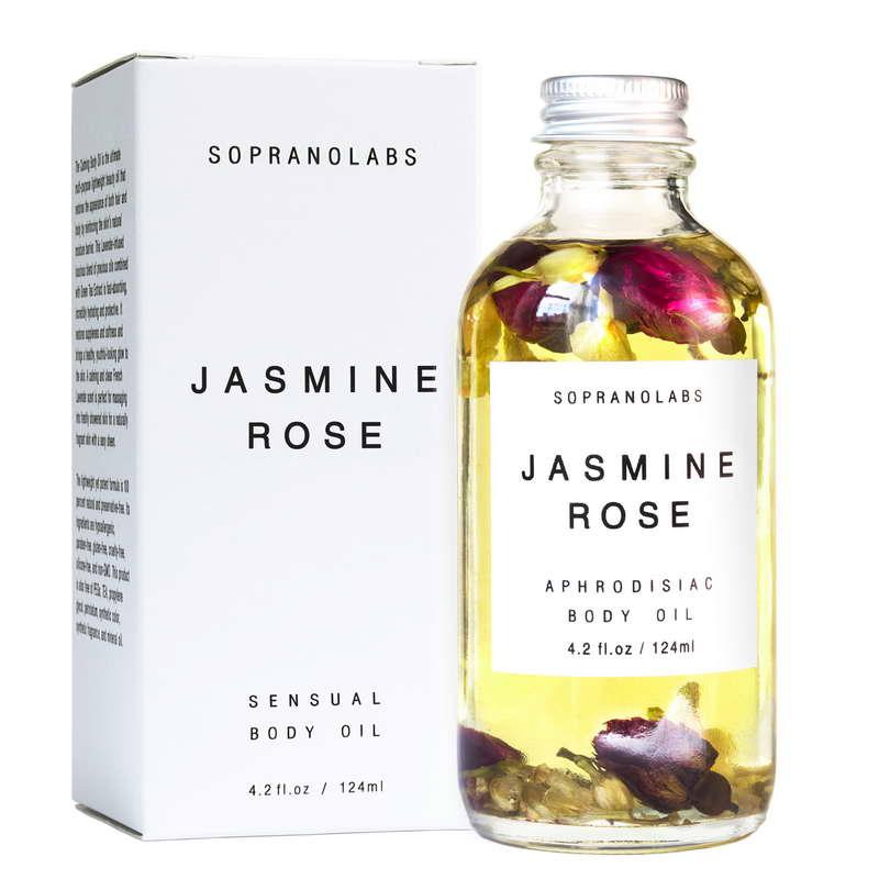 soprano jasmine rose oil
