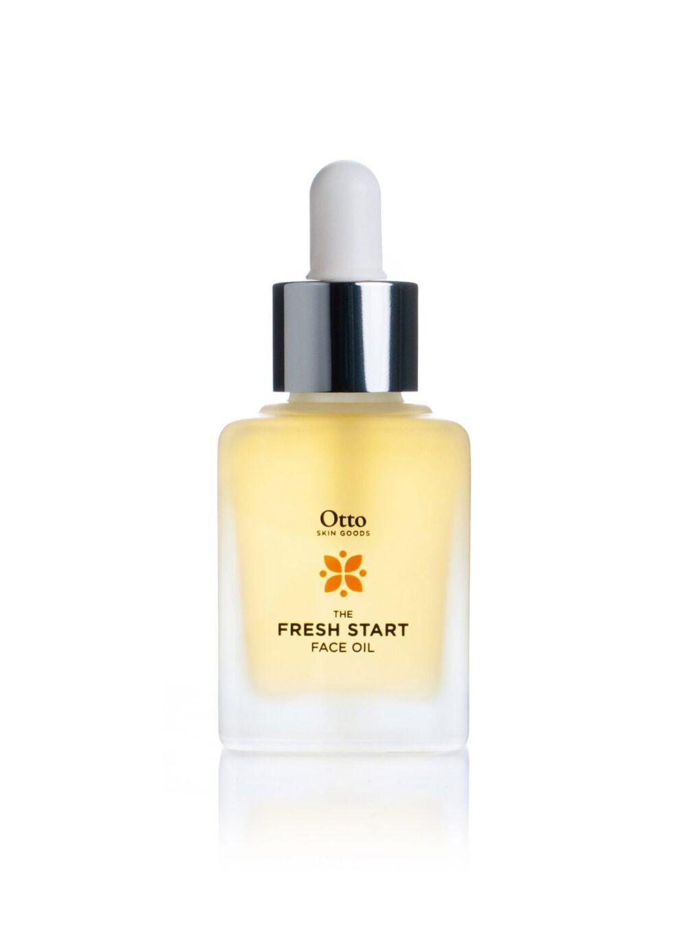otto face oil