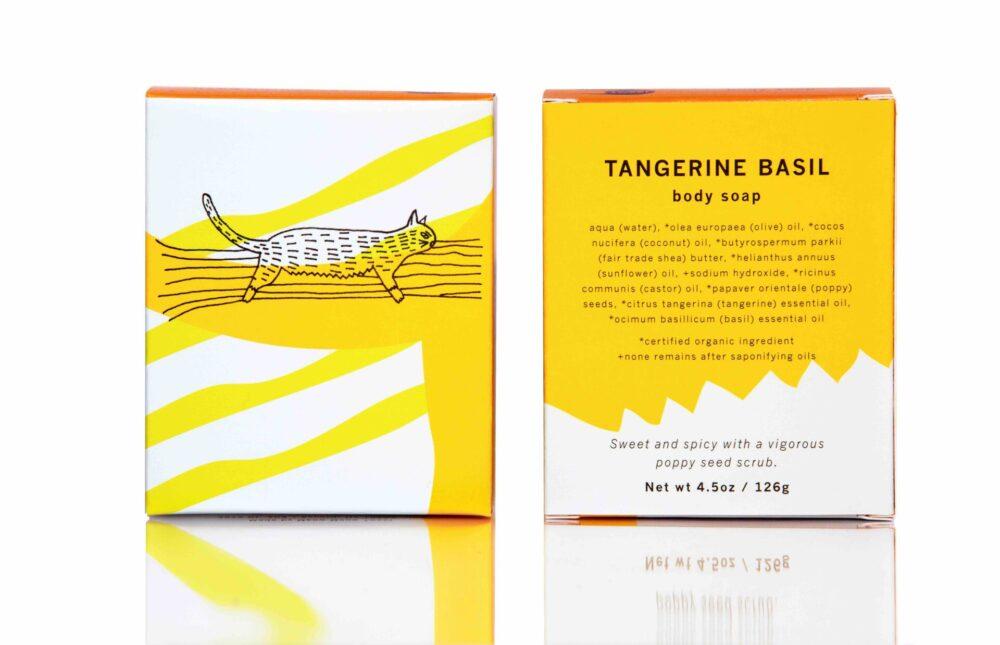 MMT tang basil soap