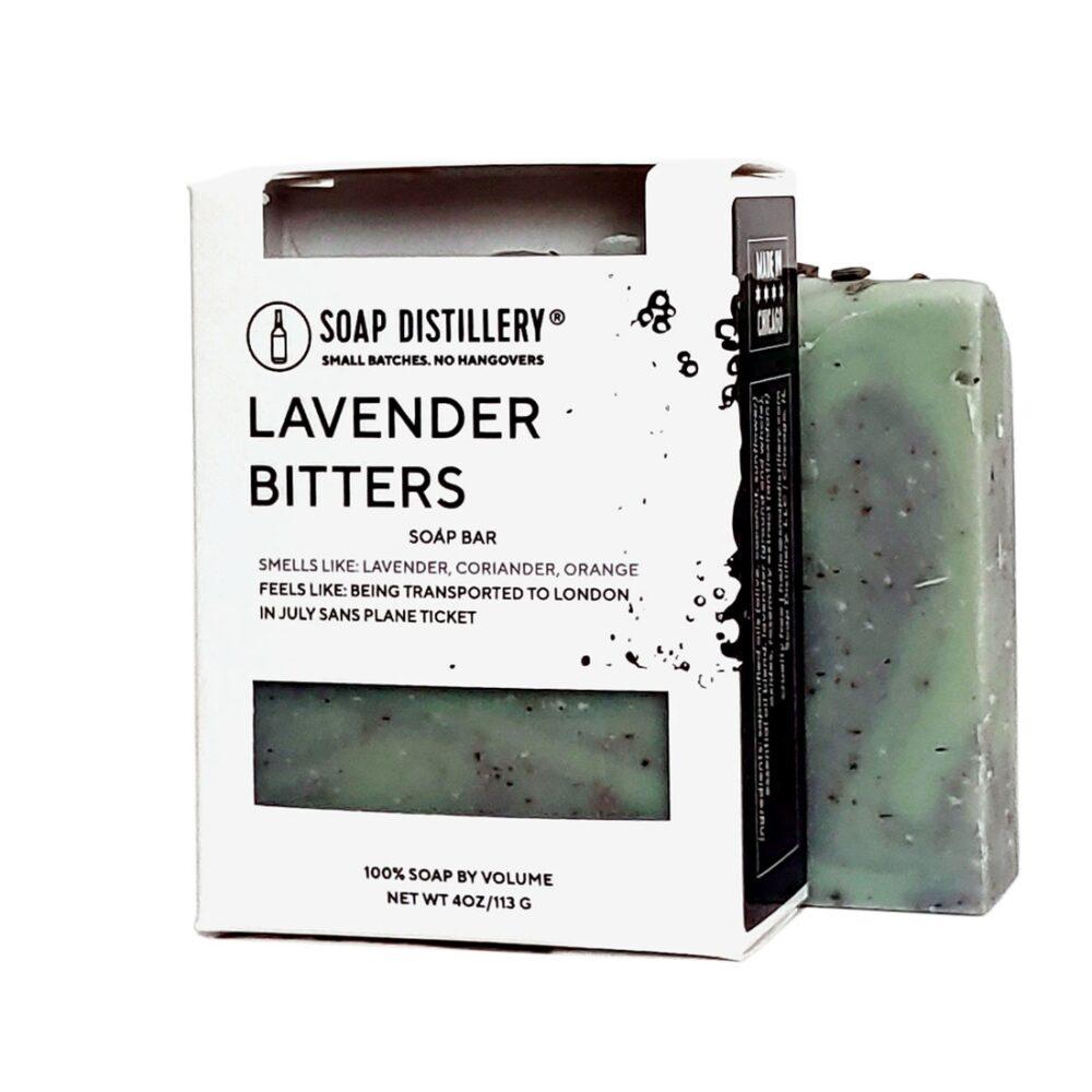 soap distillery lav bitters soap