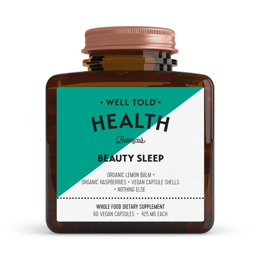 well told health beauty sleep