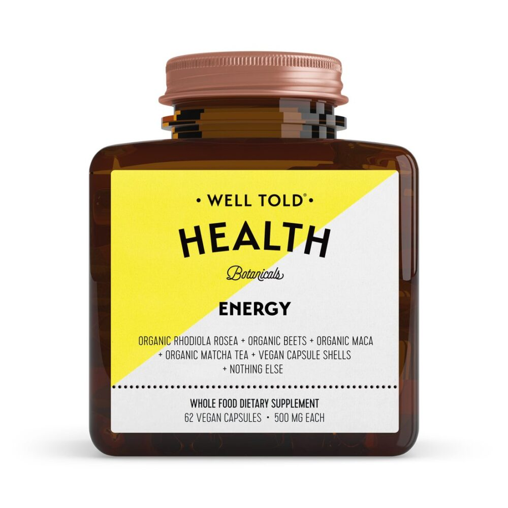 well told health energy