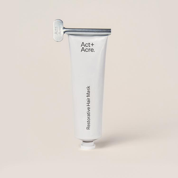 act+acre hair mask