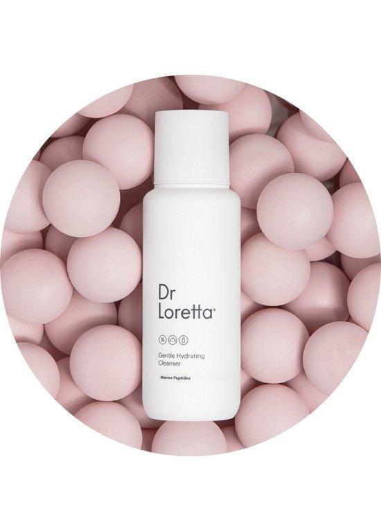 dr loretta Gentle Hydrating Cleanser4