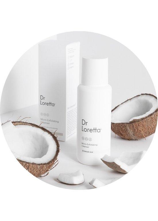 dr loretta Micro-Exfoliating Cleanser 3