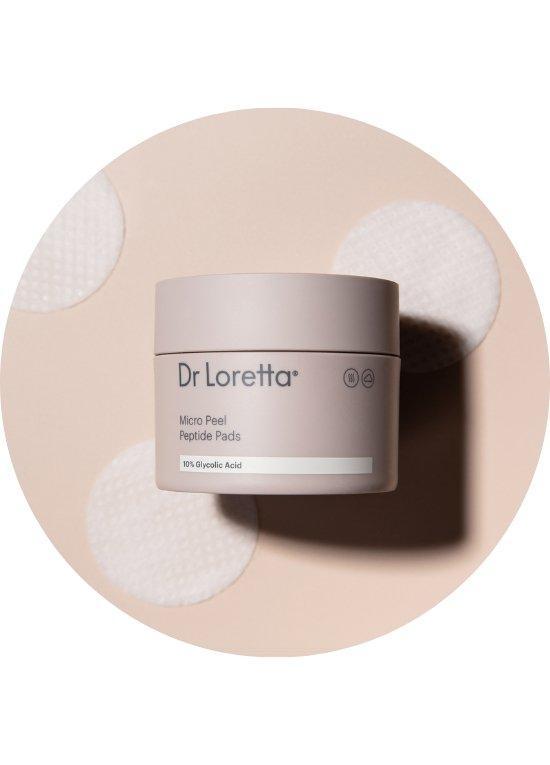 dr loretta Micro Peel Peptide Pads2