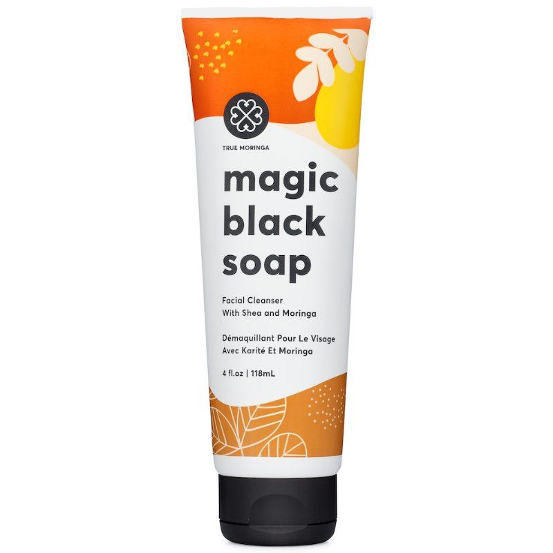 true morniga soap