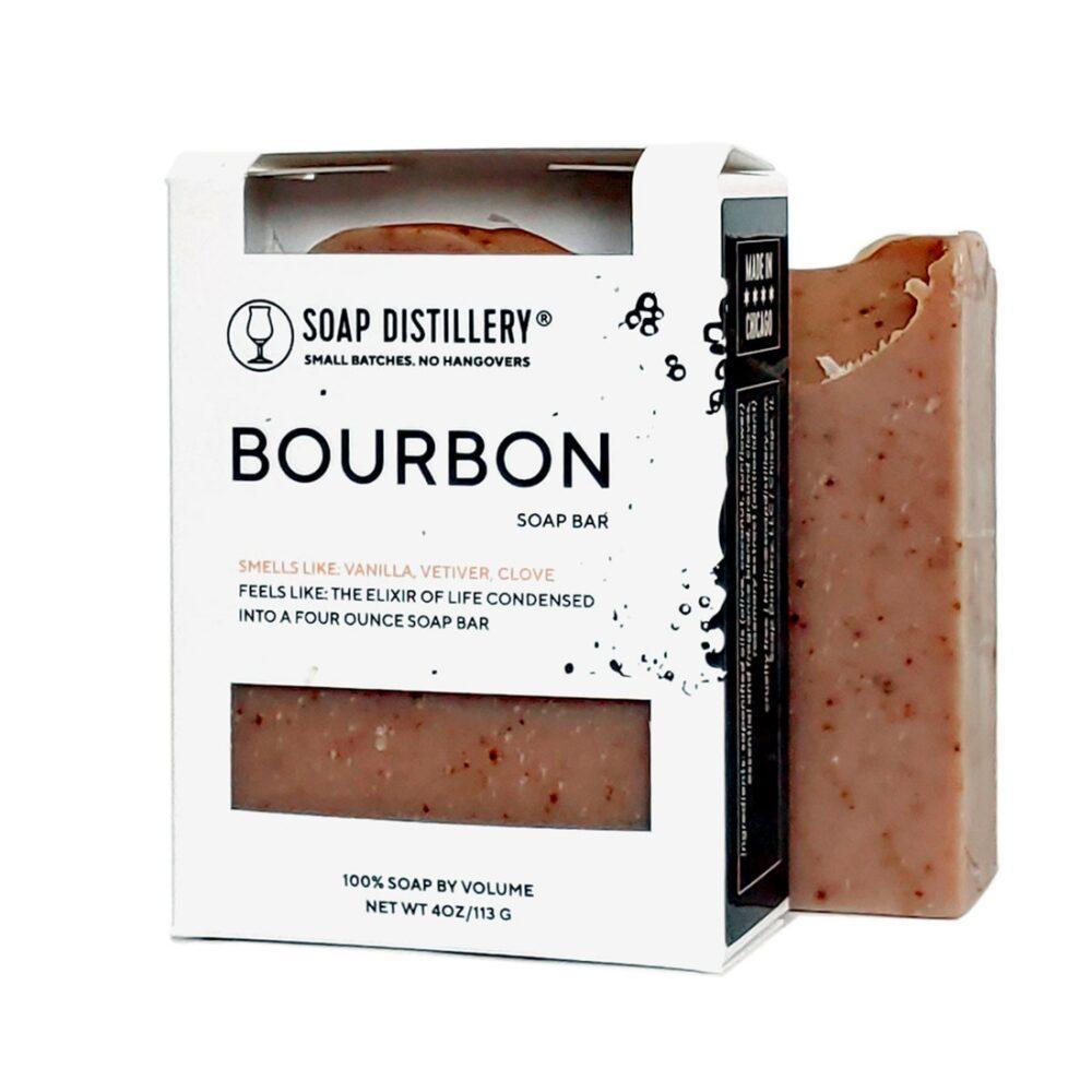 soap distillery bourbon soap